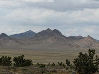 North Pahroc Range