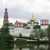 Novodevichy Convent In Summer