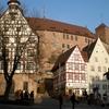Pilatushaus And Nuremberg Castle