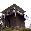 Numa Ridge Fire Lookout - Glacier - USA