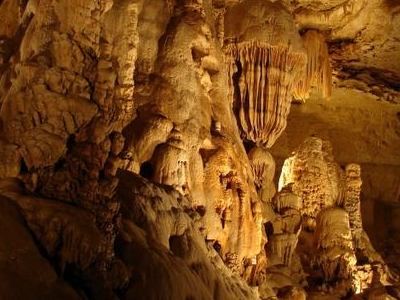 Cavernas Natural Bridge San Antonio Estados Unidos