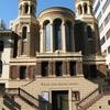 Notre Dame Des Victoires Church Front View