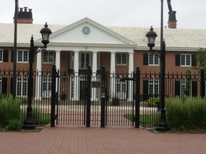 Nebraska Governor's Mansion