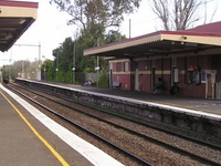 Newmarket Railway Station