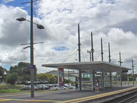 Papatoetoe Train Station