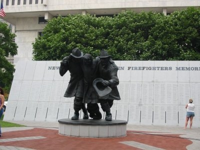 New York State Fallen Frefighters Memorial