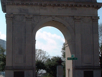 Newport News Victory Arch
