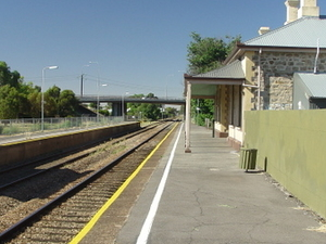 North Adelaide Railway Station
