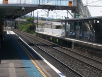 North Wollongong Railway Station