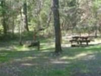 Klamath Oak Bottom Campground