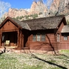 Oak Creek Historic District - Zion - Utah - USA