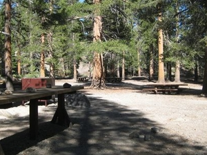 Obsidiana Campground Grupo Flat
