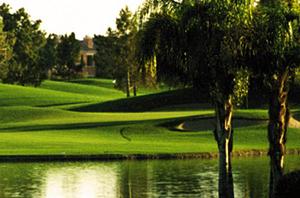 Ocotillo Golf Course - Course 1