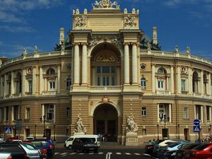 Odessa Jewish Heritage Photos
