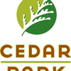 Official Logo Of Cedar Park Texas