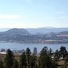 View Of The Okanagan Valley