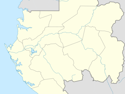 Okandja Is Located In Gabon