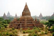 Old Bagan - Pagode Nat Hlaung Kyaung