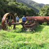 Old Boiler From The Tararua Timber Mill