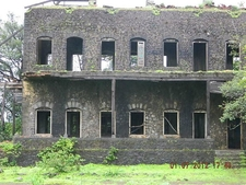 Old British Jail In Khandala