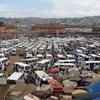 Old Car Park At Kampala