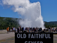 Old Faithful Historic District