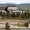 Old Faithful Inn Long Shot