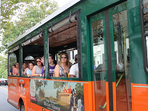 Old Town Trolley Photos