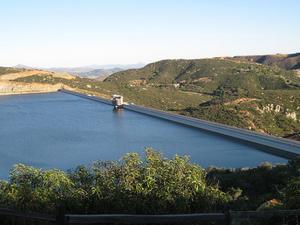 Olivenhain Dam