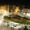 Omonoia Square At Night