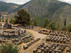 One Day Delphi Photos