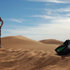 On Top Of Erg Chebbi