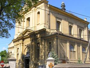 Opaka's Greek Catholic Church of The Birth of The Holy Virgin Mary