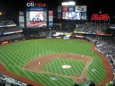 Opening Night At Citi Field