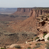 Orange Cliffs Overlook - Canyonlands - Utah - USA
