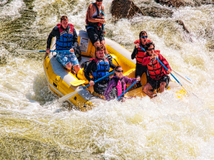4 Day Orange River Rafting - Orange River - Northern Cape