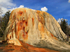 Orange Spring Mound - Yellowstone - USA