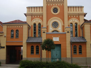 Orthodox Synagogue-Makó
