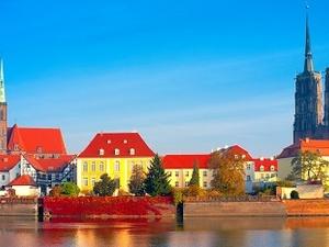 Ostrów Tumski (Cathedral Island)