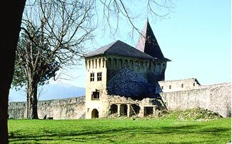 Ostrozac Castle
