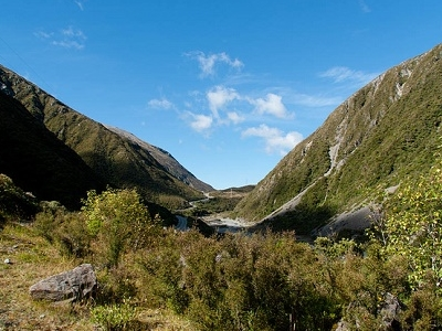 Otira Gorge @ Arthur's Pass - South Island NZ