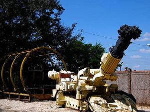 Outdoor Mining Museum of Tatabánya Museum - Industrial Park