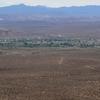 Overton Seen From The Edge Of Mormon Mesa