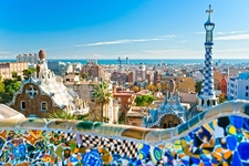 Overview Barcelona