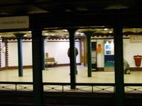 Oktogon Metro Station