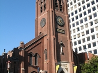 Old Saint Mary's Cathedral