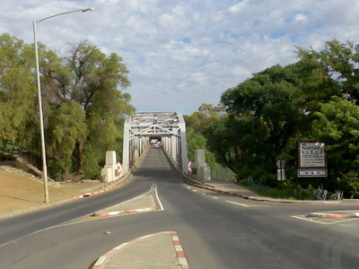 General Hertzog Bridge