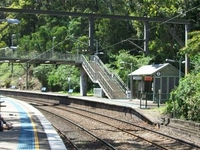 Otford Railway Station