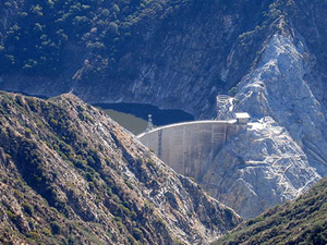 Pacoima Dam