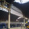 London Paddington Station Platforms